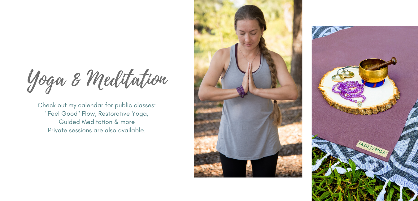 Banner Yoga Meditation classes